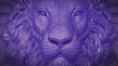 Last Words Of Christ: Lion