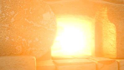 Last Words Of Christ: Tomb