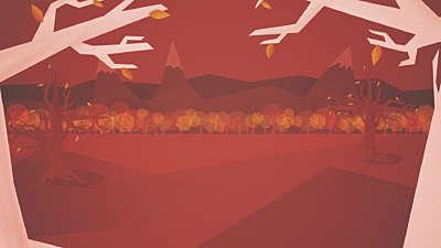 Last Leaves Trees