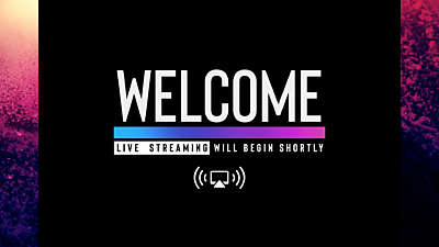 Live Stream Vol 1 Welcome 1