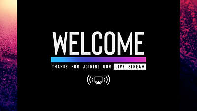 Live Stream Vol 1 Welcome 2
