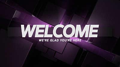 Mainframe Welcome