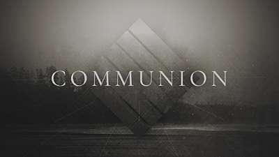 Misty Water Communion