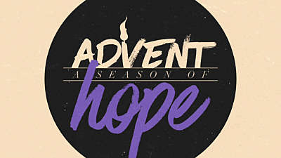 Modern Advent Title Hope