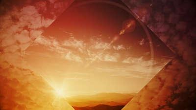 Mountain Sky 04