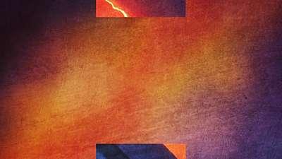 Muted Colors Orange Remix