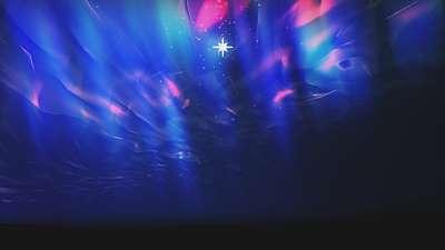 Nativity Glow Star Shine