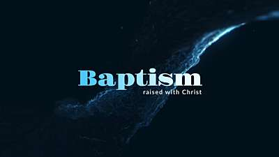 Newness Baptism