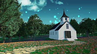 Online Church 3 Loop Vol 1
