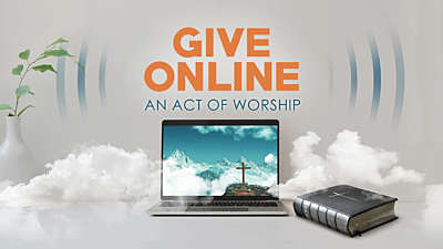 Online Church Give Loop Vol 1