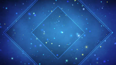 Particle Spin Blue