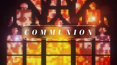Pixel Glass Communion