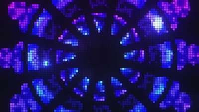 Pixel Glass Sapphire