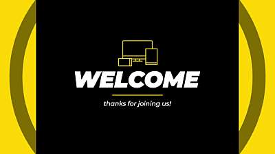 Radiate Welcome Stream