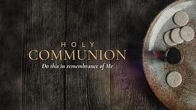 Remembrance Communion