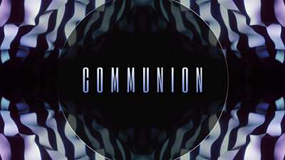 Ribbon Flow Communion