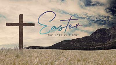 Risen Easter