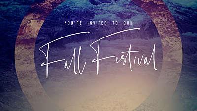 River Wild Fall Festival
