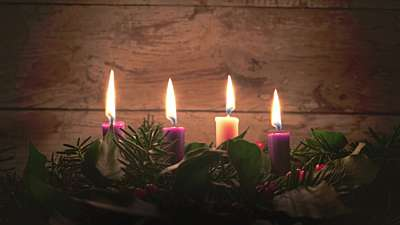 Simple Advent Four