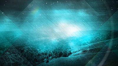 Snow Bokeh 04