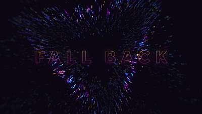Sparkle Burst Fall Back
