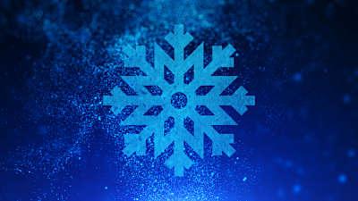 Sparkle Christmas Snowflake