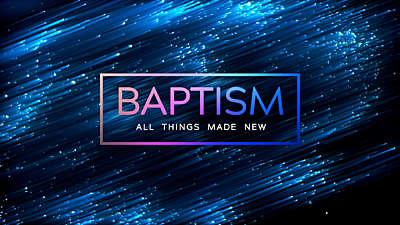 Splendor Baptism