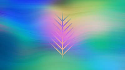 Spring Warp Palm Sunday Blank