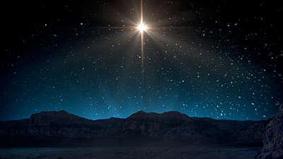 Starry Night Nativity 9