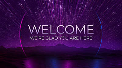 Starscape Welcome Loop