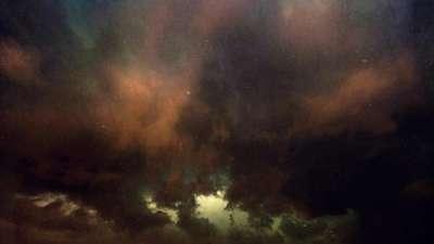 Storm Clouds Ominous Full