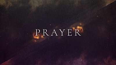 Storm Clouds Prayer
