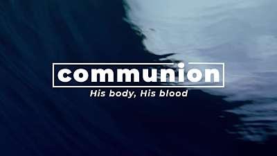 Underwater Communion