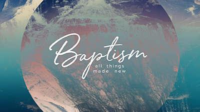 Waterfalls Baptism