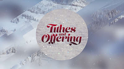Winter Journey Tithes