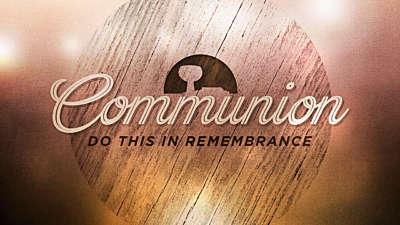 Woodgrain Communion