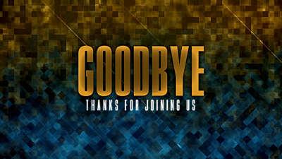 Edge Goodbye