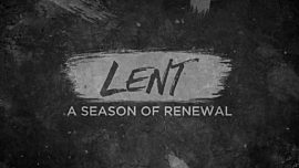 Ashes Rising Lent