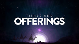 Born Tithes & Offerings