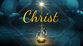 Christmas Christ Loop Vol 5