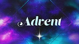 Christmas Galaxy Advent