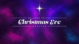Christmas Galaxy Christmas Eve 01