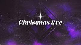 Christmas Galaxy Christmas Eve 02