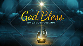 Christmas God Bless Loop Vol 5