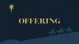 Christmas Grace Offering