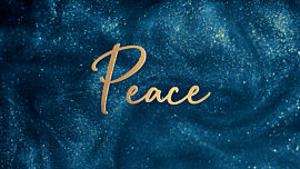 Christmas Magic Peace