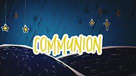 Christmas Pageant Communion