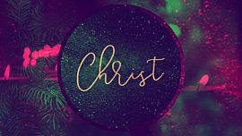 Christmas Reflections Advent Christ