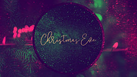 Christmas Reflections Christmas Eve 01
