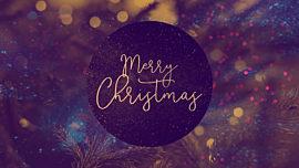 Christmas Reflections Merry Christmas 02